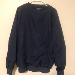 Polo Windbreaker Sweater